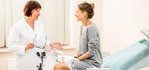Профилактический визит к гинекологу