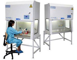 Биологический ламинарный шкаф