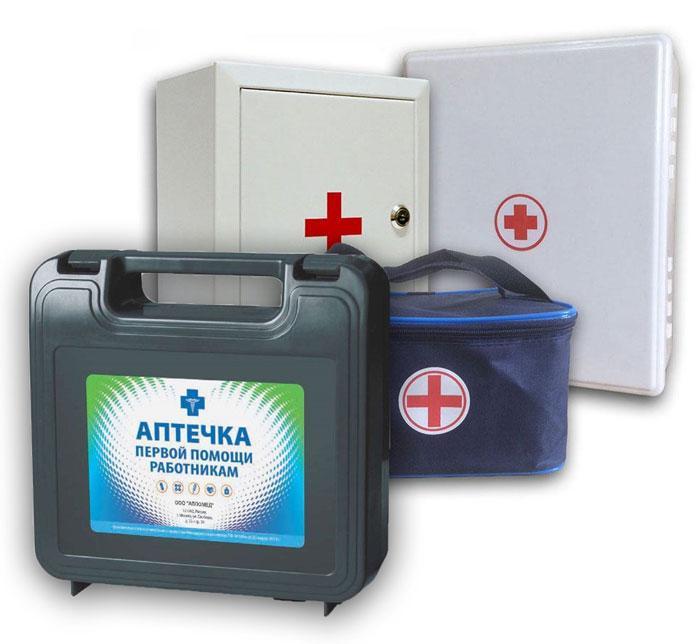 Аптечка первой помощи 169н: комплектация и вопросы уместного применения